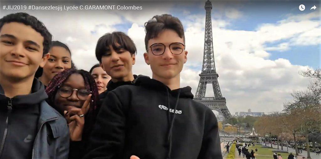 équipe Garamont JIJ 2019